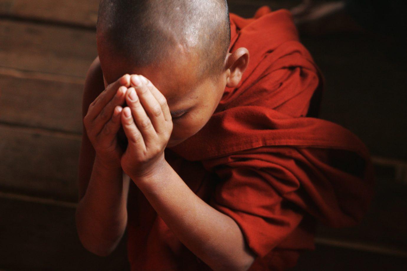 start modlitwa